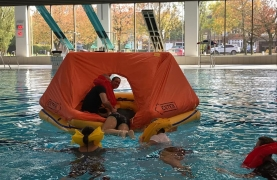 Survival Training and Wet Drills