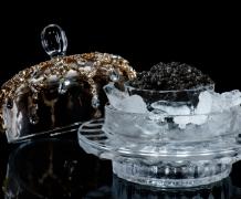 Caviar luxury