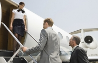 Corporate Flight Attendants join us from Dubai